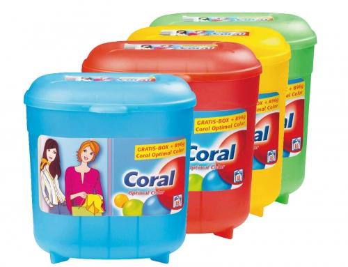 Verpackung für WaschmittelUnilever