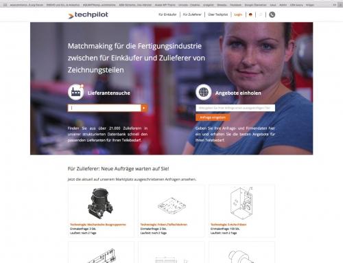 WebportalTechpilot
