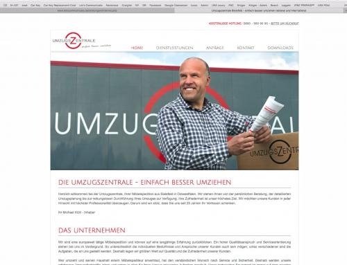 WebseiteUmzugszentrale